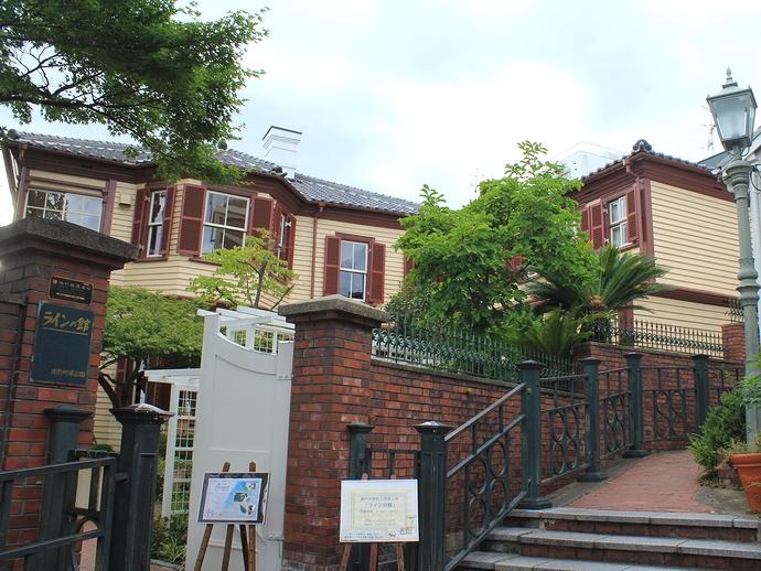 神戸の異人館 ラインの館