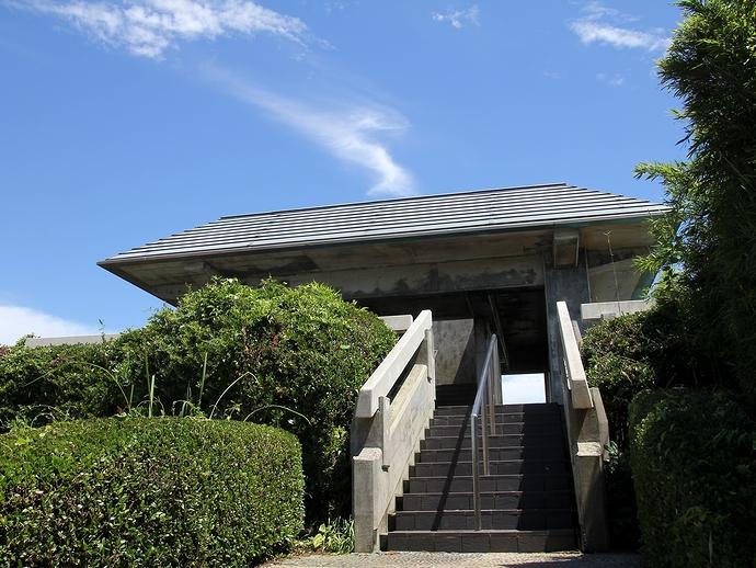 城ヶ島公園の第2展望台