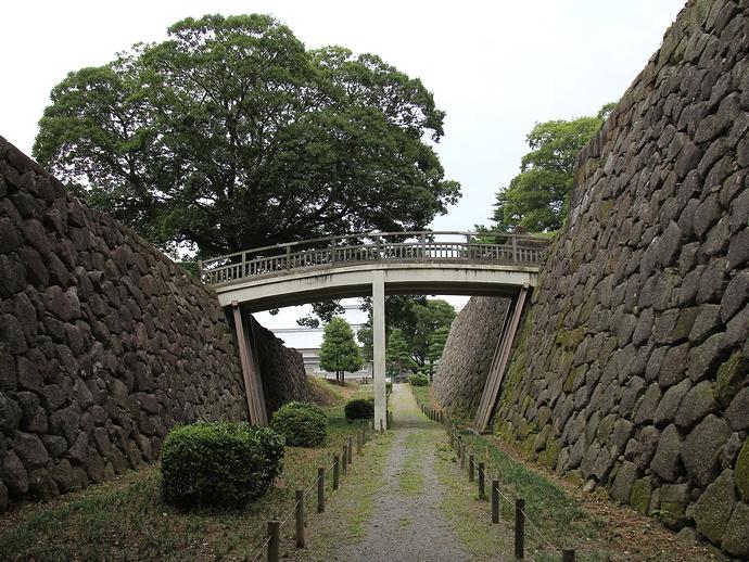 石垣の博物館 金沢城の石垣