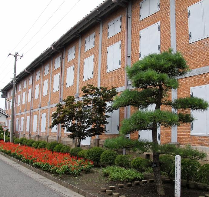富岡製糸場の「東繭倉庫」