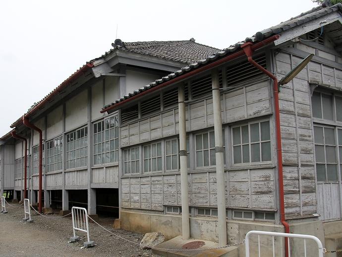 富岡製糸場のブリュナ館