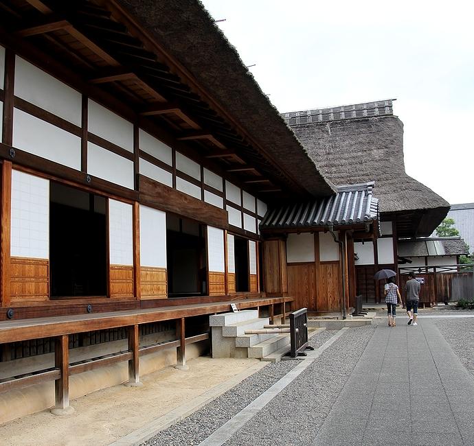 栃木の史跡 足利学校の様子