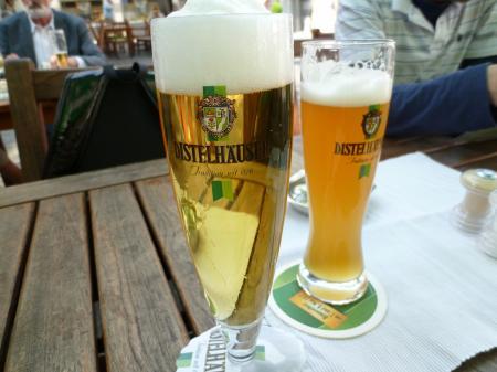 ヴュルツブルク地ビール①