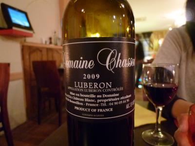Luberon wine