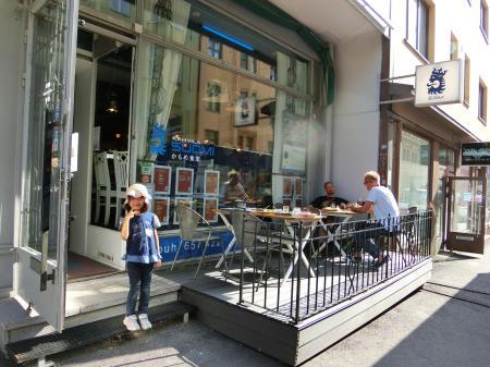Kahvila Suomi(かもめ食堂)2