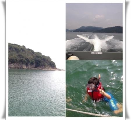 2014夏 瀬戸内海