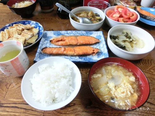 実家のお食事('14.08)_04
