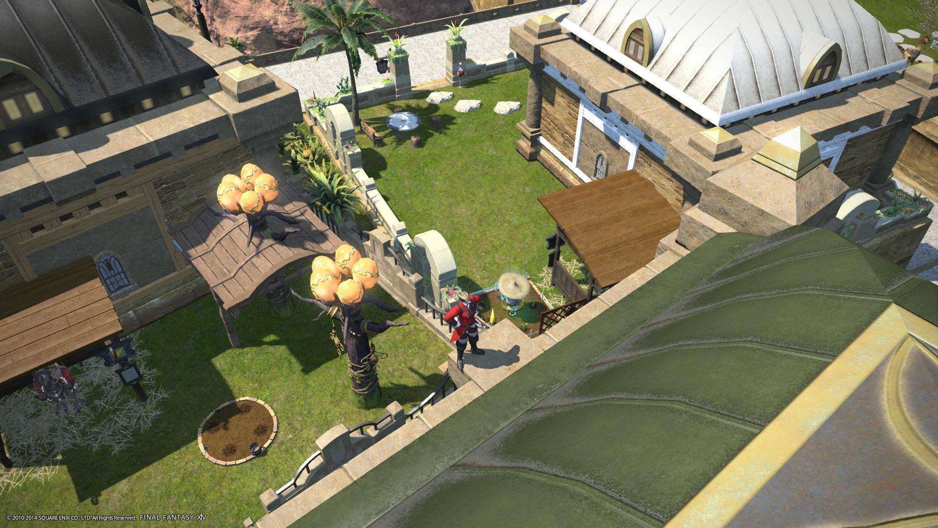 屋根のぼり3