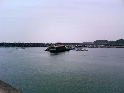 20140313和具漁港 (3)西波止