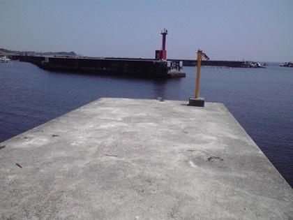20140313和具漁港・西波止先端