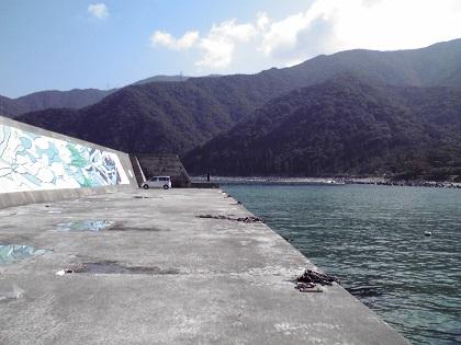20170717白木漁港03大波止