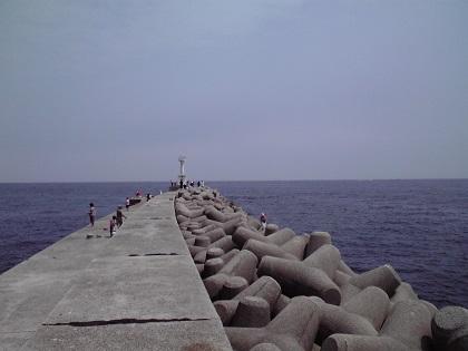 20140724仮屋漁港1