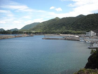 20140731丹後・中浜漁港