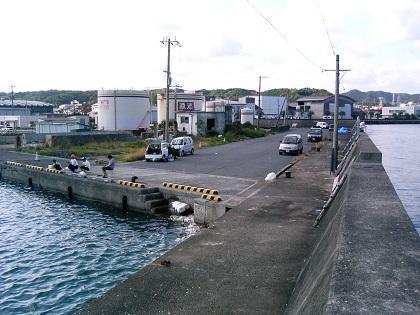20140809串本漁港赤灯3