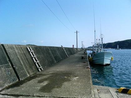 20140809串本漁港赤灯4