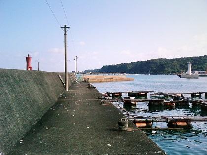 20140809串本漁港赤灯5