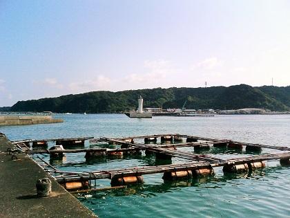 20140809串本漁港赤灯6