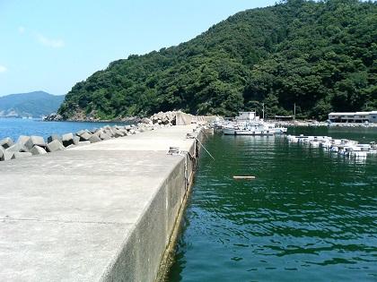 20140813世久見漁港02