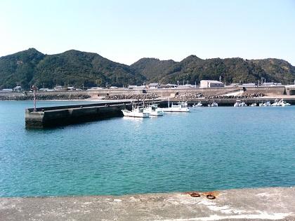 20140818伊串漁港1