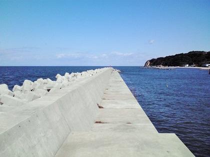 20140820鳥飼漁港1