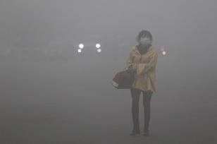 PM2,5とマスク