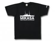 MIKASA 戦艦三笠 Tシャツ 横須賀