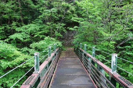 20140506④秋川の小さな橋