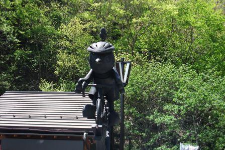 20140511④自転車モニュメント?
