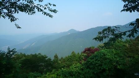 20140727⑨御岳山からの景色