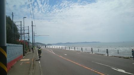 20140802江の島から逗子方面へ