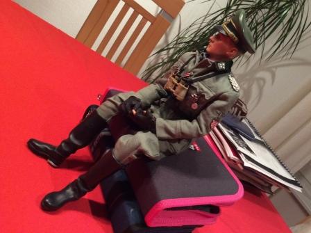少佐殿 「西部戦線 異常なし」