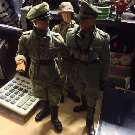少佐殿 「 西部戦線 異常なし ?!」