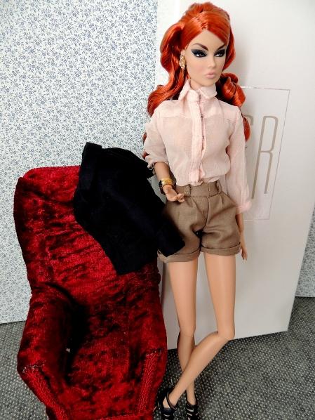 赤毛のヴァネッサ