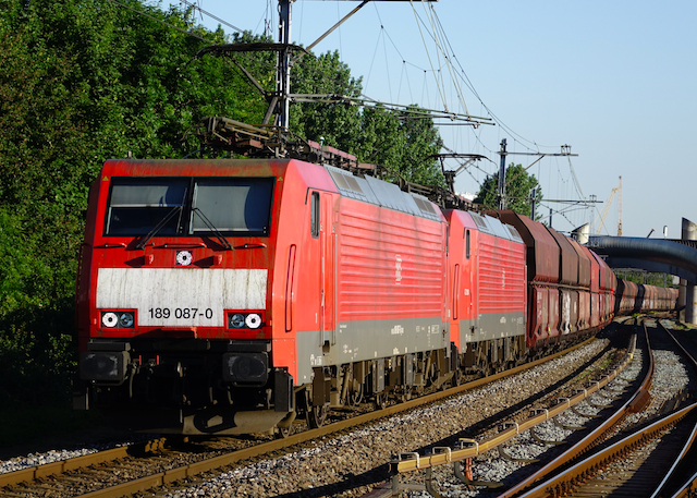 DB Freight40cars