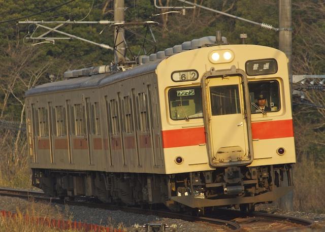 H260326紀勢運用105系春日色。