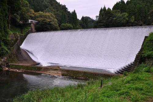 白水ダム (2)