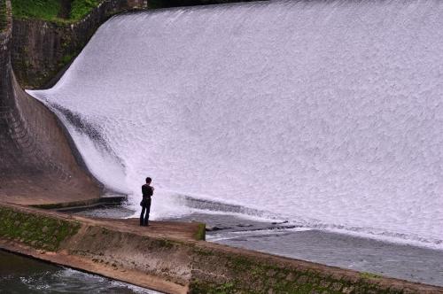 白水ダム (1)
