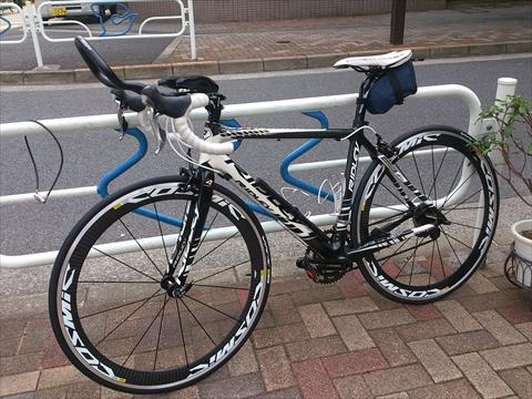 ... の自転車日記~ MAVIC COSMIC SLS
