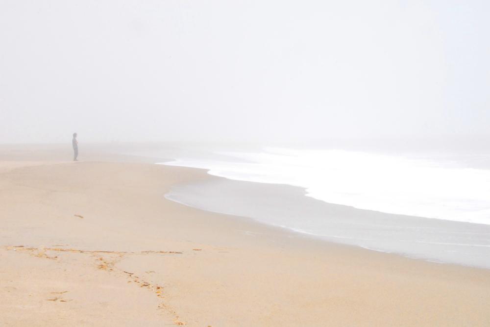 海に想う1000