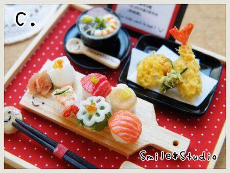 てまり寿司セットC