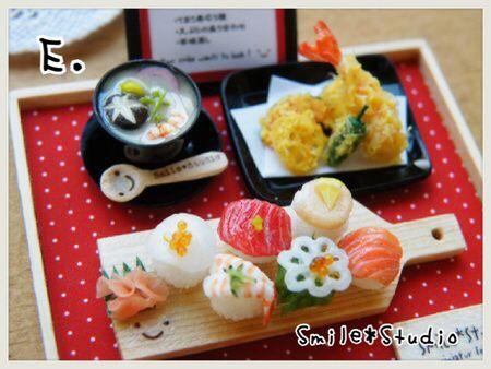 てまり寿司セットE