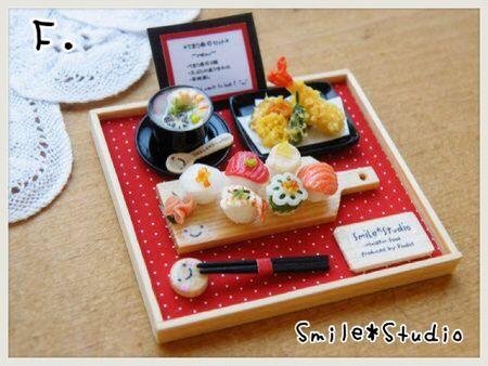 てまり寿司セットF