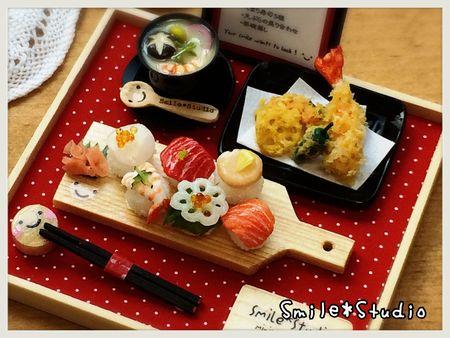 てまり寿司セット②