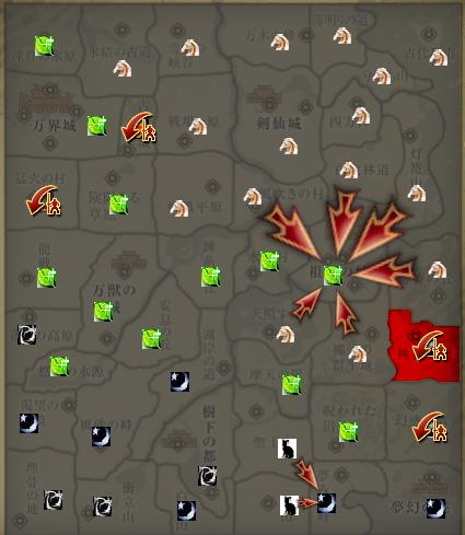 領土マップ