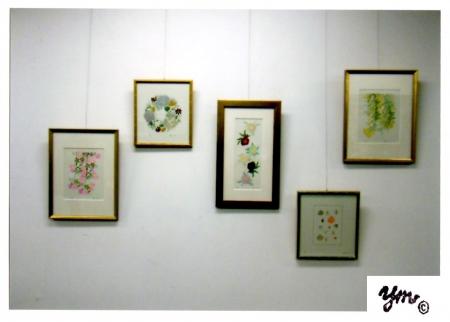 湘南学院高等学校グループ展2012サイン