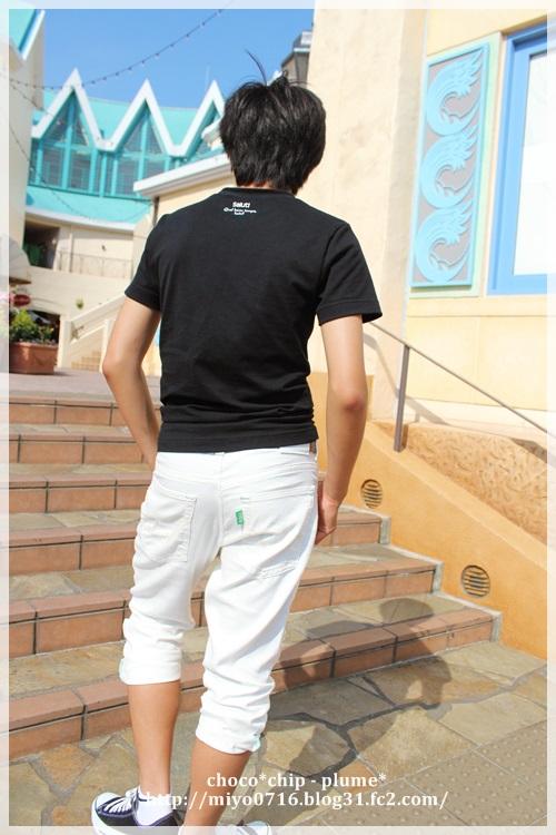 メンズ丸首(11)