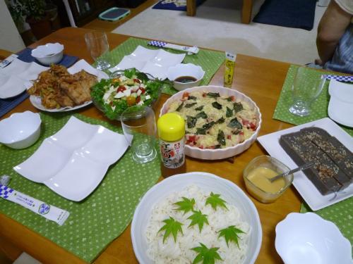 食事会 12