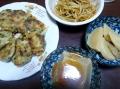 夕食2014.4.1