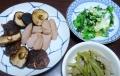 夕食2014.4.2