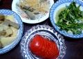 夕食2014.4.10